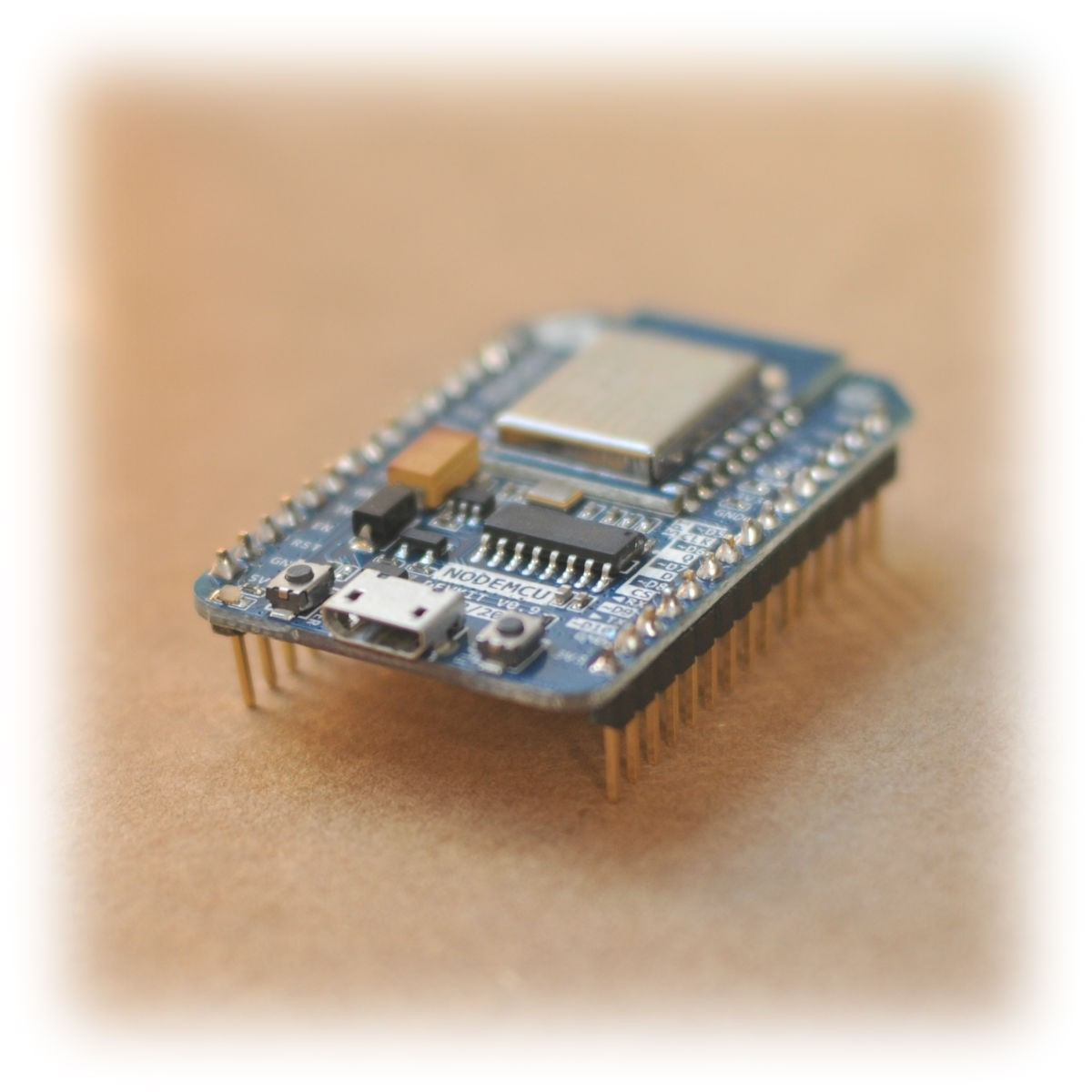 NodeMcu -- An open-source firmware based on ESP8266 wifi-soc